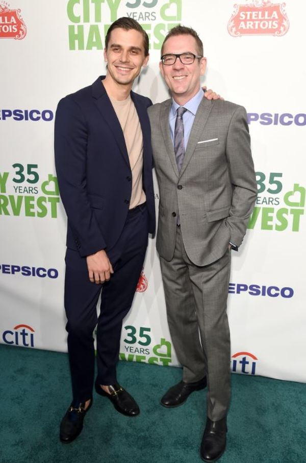 Antoni Porowski and Ted Allen Photo