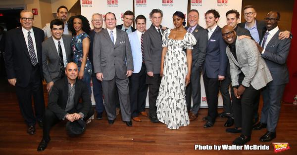 Photo Coverage: Condola Rashad & Company Celebrate Opening Night of SAINT JOAN