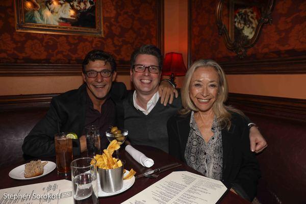 Patrick Rinn, Wayne Gmitter, Eda Sorokoff Photo