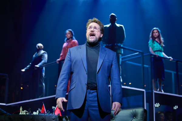 Review Roundup: What Did The Critics Think Of The Michael Ball and Alexandra Burke-Led CHESS in London?