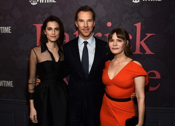Allison Williams, Benedict Cumberbatch and Jennifer Jason Leigh