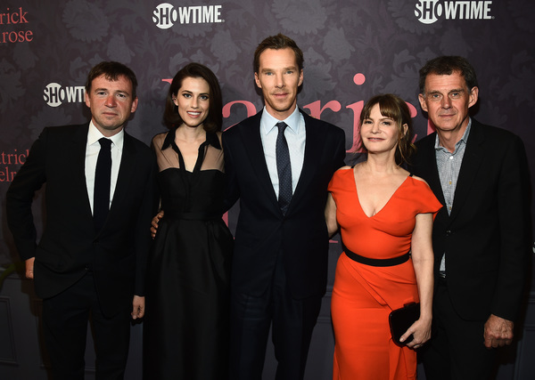 David Nichols, Allison Williams, Benedict Cumberbatch, Jennifer Jason Leigh and Michael Jackson