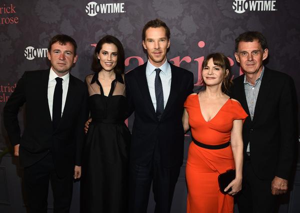 David Nichols, Allison Williams, Benedict Cumberbatch, Jennifer Jason Leigh and Michael Jackson