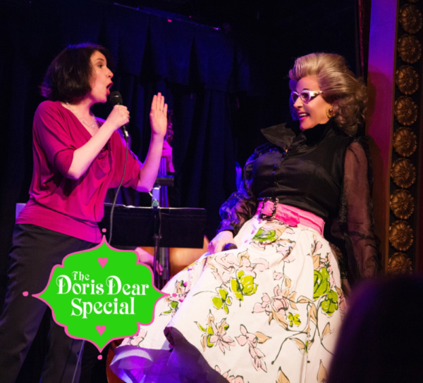 Photo Flash: The Doris Dear Special: Like Mother Like Daughter at The Triad Theater