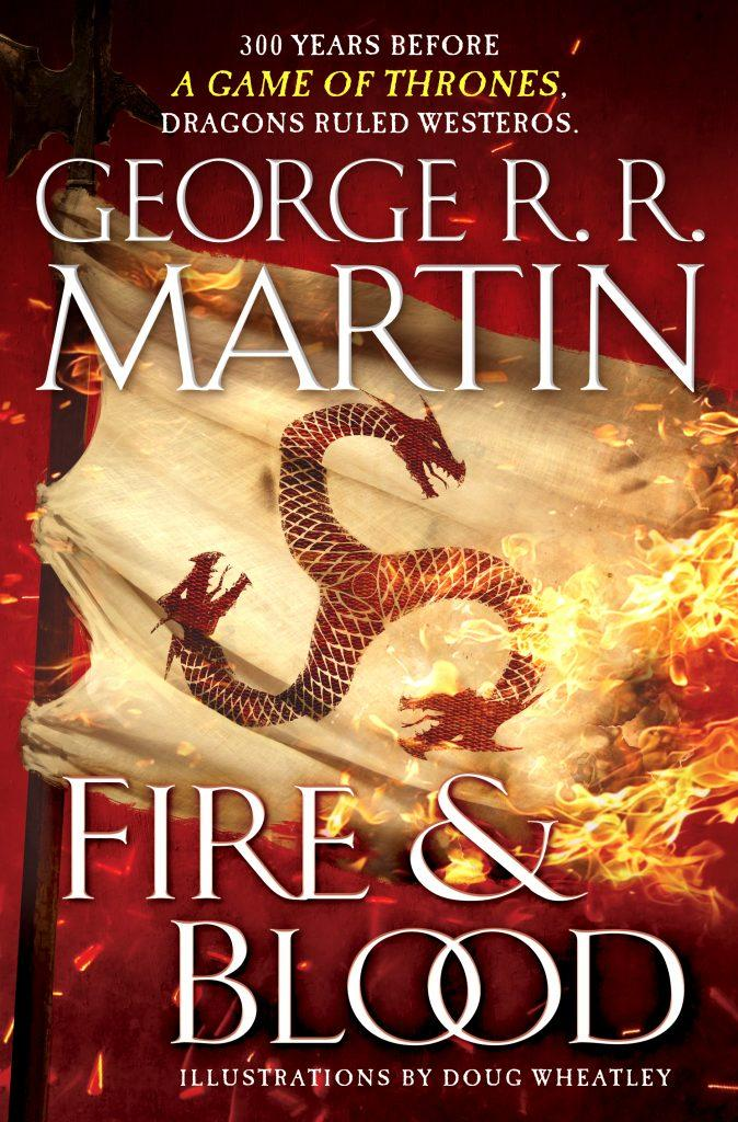 BWW News: George R. R. Martin Announces a New GAME OF THRONES Related Book Dropping This Fall!