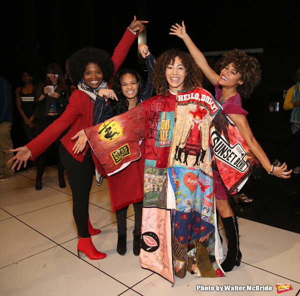 Exclusive Photo Coverage: Afra Hines Earns the Gypsy Robe for SUMMER: THE DONNA SUMMER MUSICAL!