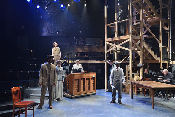 Photo Flash: Trinity Rep Closes Out Season with RAGTIME