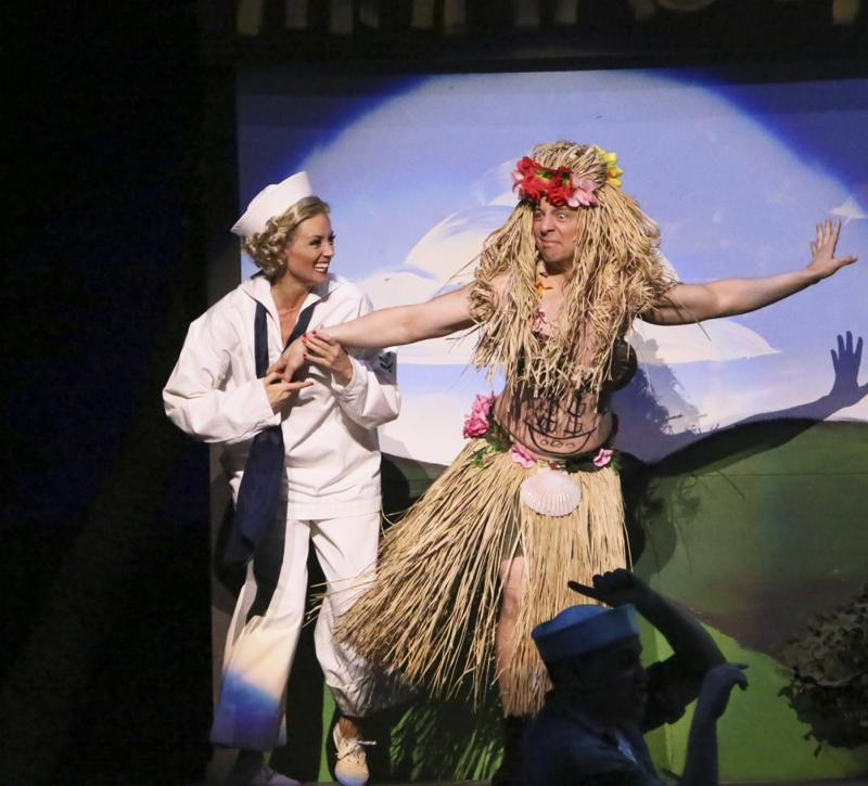 BWW Review: Appealing New Production of SOUTH PACIFIC Sails Into La Mirada Theater