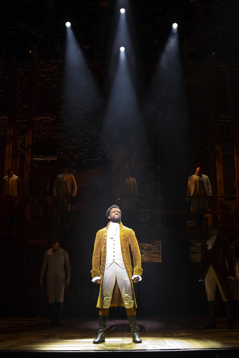 BWW Review: HAMILTON Hits Houston and Blows Us All Away