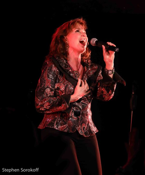 Photo Coverage: Raissa Katona Bennett - Back To Her Future at The Laurie Beechman Theatre