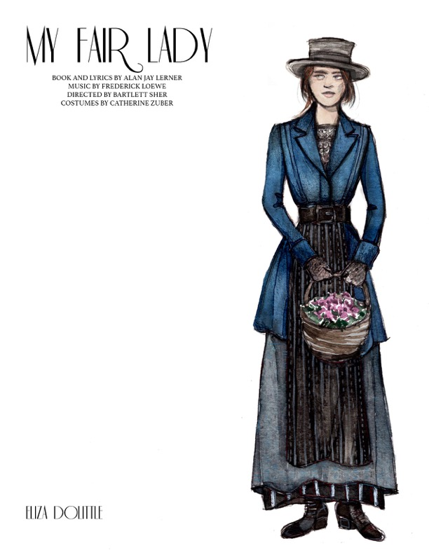 Broadway By Design: Michael Yeargan, Catherine Zuber, Donald Holder & Marc Salzberg Bring MY FAIR LADY from Page to Stage