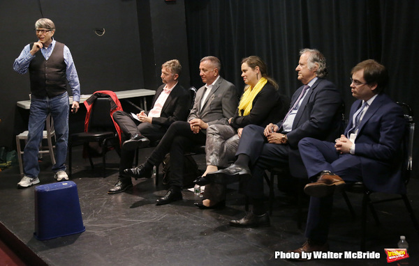 Photos: Theater Resources Unlimited Holds Panel: Stream It and They Will Come