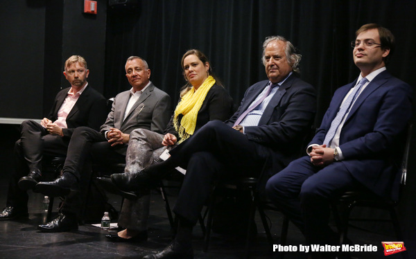 Photo Coverage: Theater Resources Unlimited Holds Panel: Stream It and They Will Come