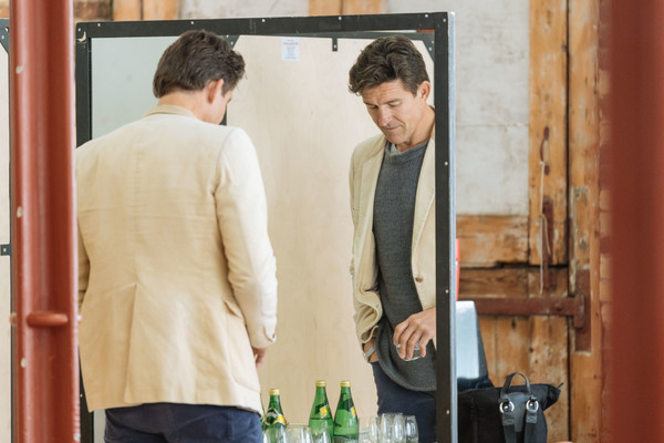 Photo Flash: In Rehearsal with THE GRONHOLM METHOD at Menier Chocolate Factory