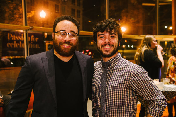 Photo Flash: SNOW CHILD Celebrates Opening Night at Arena Stage
