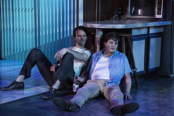Tim Getman (Lee) and Daniel Corey (Austin) Photo