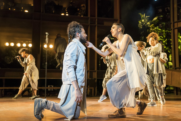Photo Flash: Brand New Shots from Lyric Opera of Chicago's JESUS CHRIST SUPERSTAR
