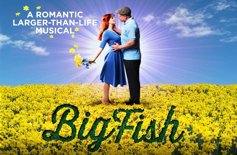 BIG FISH Opens At Hale Centre Theatre this May