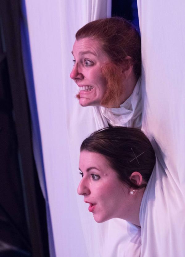 Photo Flash: HART And Mountain Art Theatre Present Kate Hamill's SENSE AND SENSIBILITY
