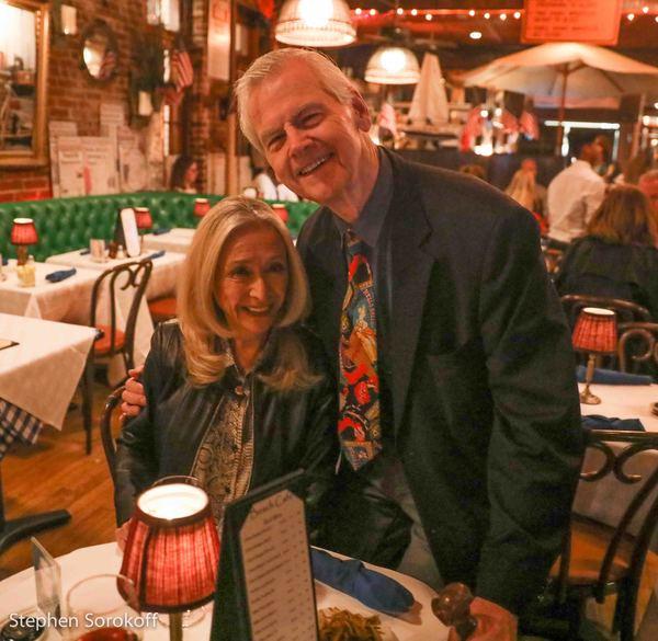 Eda Sorokoff & Stephen Downey