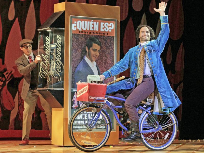 BWW Review: THE BARBER OF SEVILLE at Lyric Opera Of Kansas City