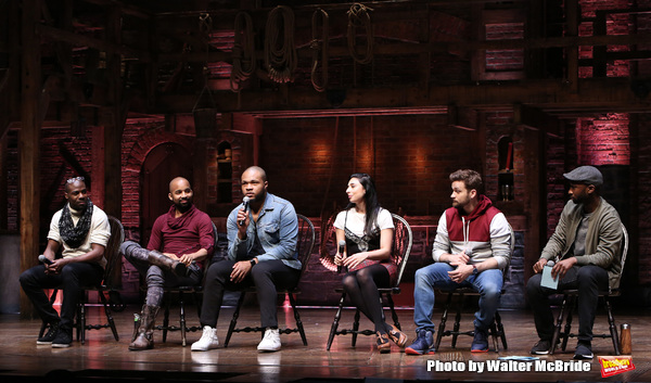Photo Coverage: Students Get Schooled At HAMILTON's Latest #EduHam Q&A