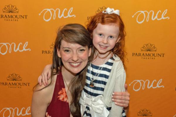 Tiffany Topol (Girl) and Everleigh Murphy (Ivonka) Photo