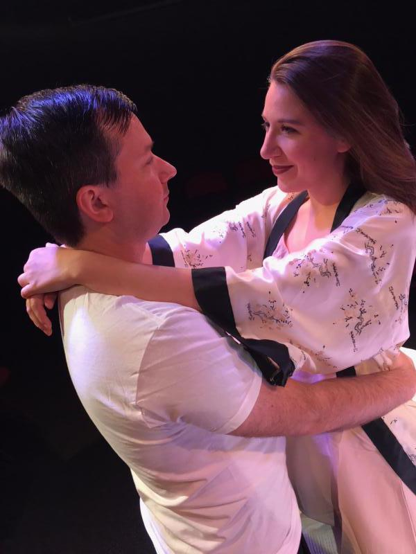 BWW Review: KISS ME Explores Interaction & Attraction at Theatre LaB Houston