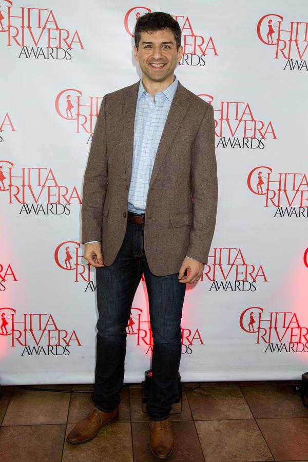 Photo Coverage: Chita Rivera Awards Nominees Meet the Press