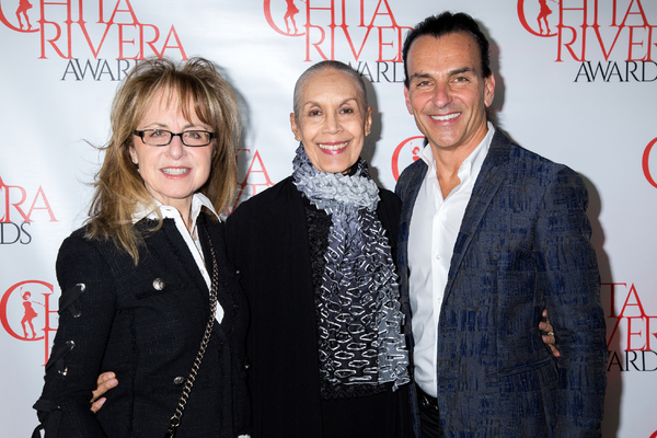 Nikki Feirt Atkins, Carmen De Lavallade, Joe Lanteri Photo