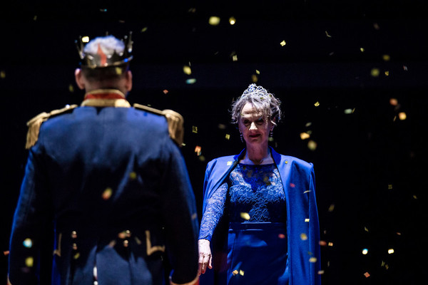 Photo Flash: Exclusive Showing of Royal Shakespeare Company Production of MACBETH in Jaffrey