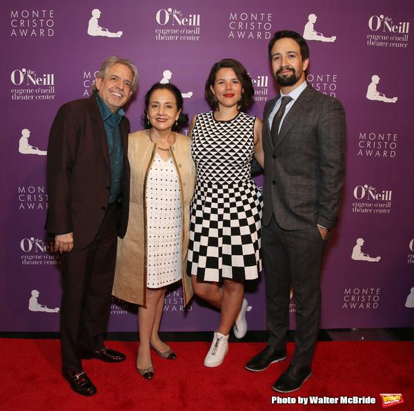 Photo Coverage: Eugene O'Neill Theater Center's 18th Annual Monte Cristo Award Honoring Lin-Manuel Miranda