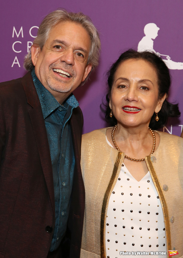Luis Miranda and Dr. Luz Miranda  Photo