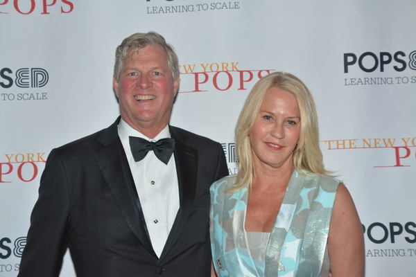 Photo Coverage: Inside the The New York Pops 35th Anniversary Gala After Party