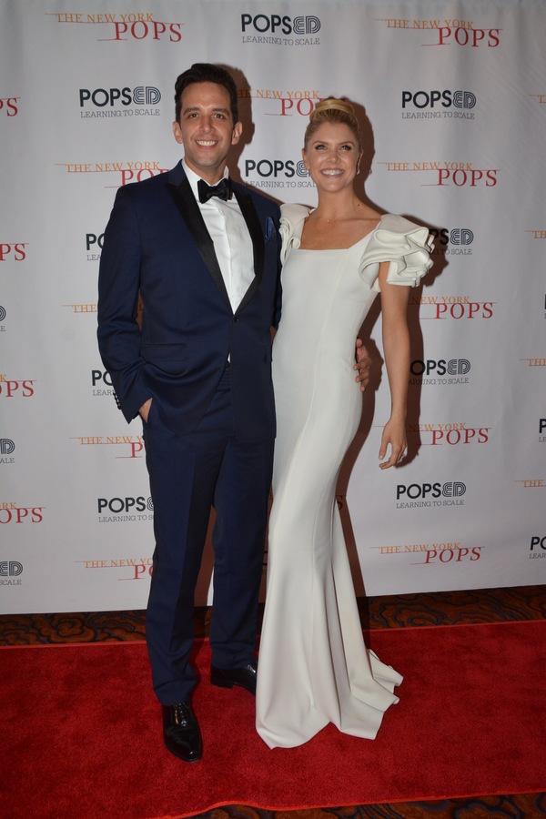 Nick Cordera and Amanda Kloots