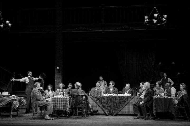 BWW Review: Denzel Washington Stars in George C. Wolfe's Oddly-Energized Mounting of Eugene O'Neill's THE ICEMAN COMETH