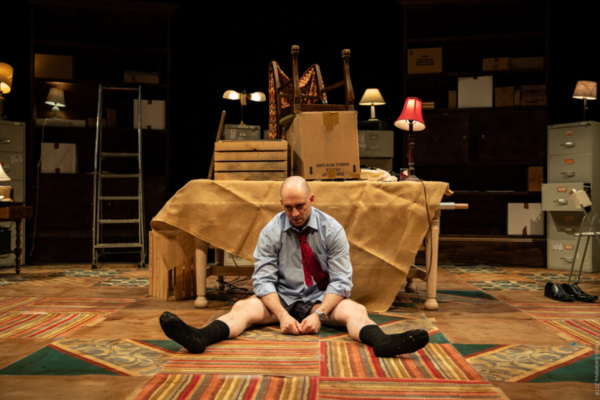 Photo Flash: The Theater At The 14th Street Y Presents THE ABRAHAM PLAY