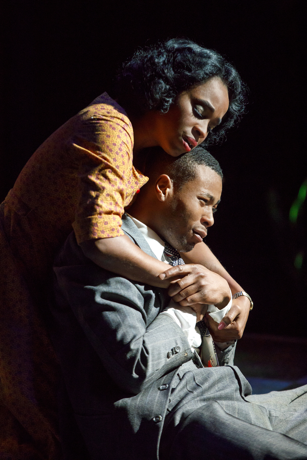Photo Flash: First Look at Signature's PARADISE BLUE