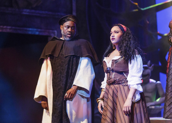 Photo Flash: Garden Theatre Adds Two Performances Of THE HUNCHBACK OF NOTRE DAME
