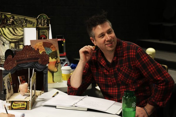 Photo Flash: Alliance Theatre Heads Into Rehearsal for CANDIDE!