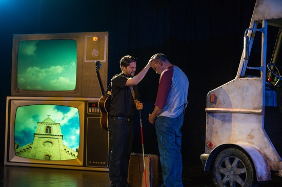 BWW Review: The American Dream is only a Taco Away in ICE at 24th STreet Theatre