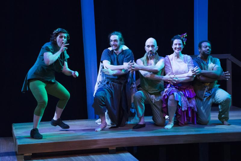 BWW Review: Shakespeare in ASL with Sound Theatre Company's Delightful A MIDSUMMER NIGHT'S DREAM
