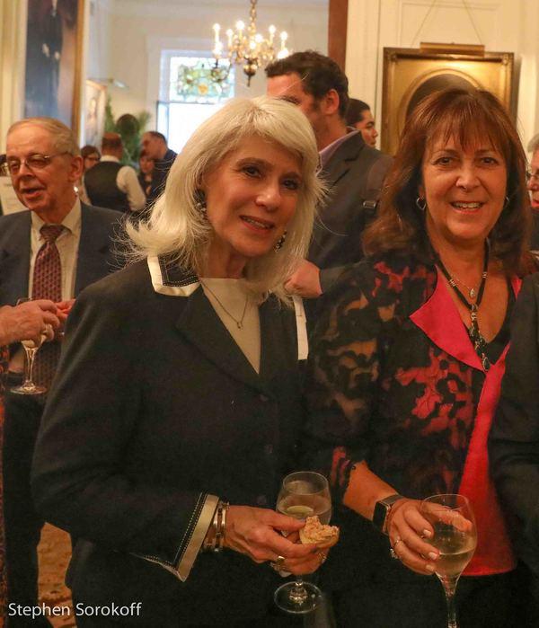 Jamie deRoy & Paula Kaminsky Davis