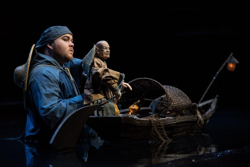 BWW Review: COC's THE NIGHTINGALE AND OTHER SHORT FABLES is a Magical Night at the Opera