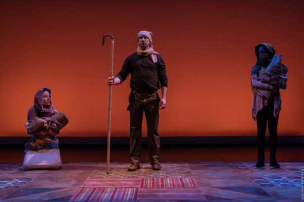 Photos: The Theater At The 14th Street Y Presents THE SARAH PLAY