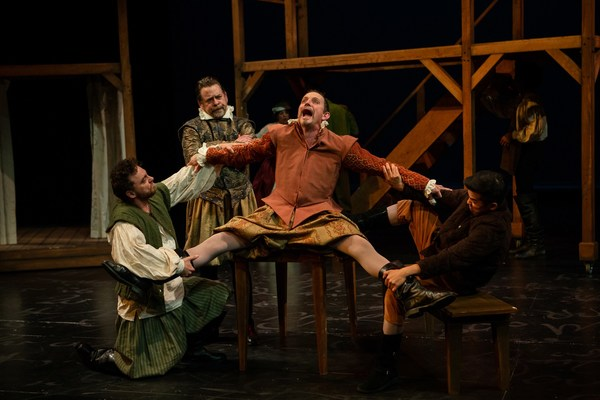 Photo Flash: SHAKESPEARE IN LOVE Comes to Seattle Shakespeare Company
