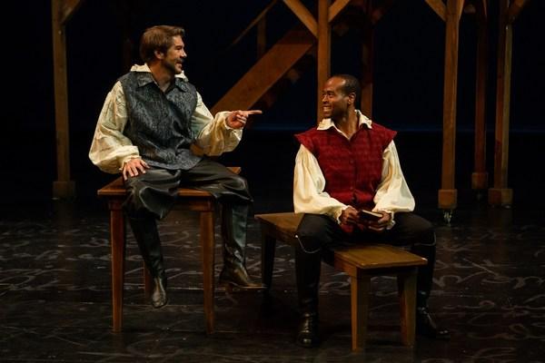 Tim Gouran and Rafael Jordan