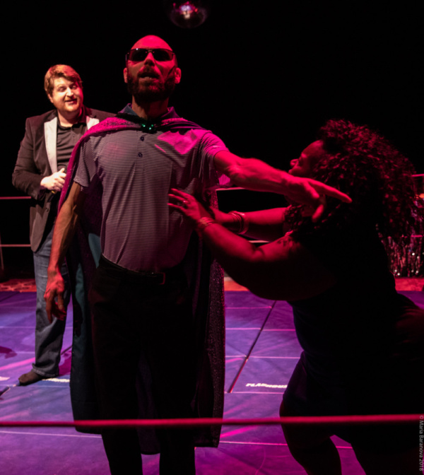 Photo Flash: The Theater At The 14th Street Y Presents THE JACOB PLAY