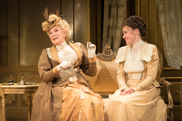 Susan Hampshire as Lady Markby, Sally Bretton as Lady Chiltern