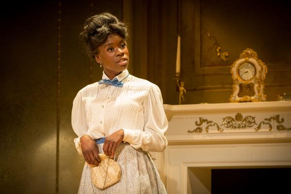 Faith Omole as Mabel Chiltern Photo